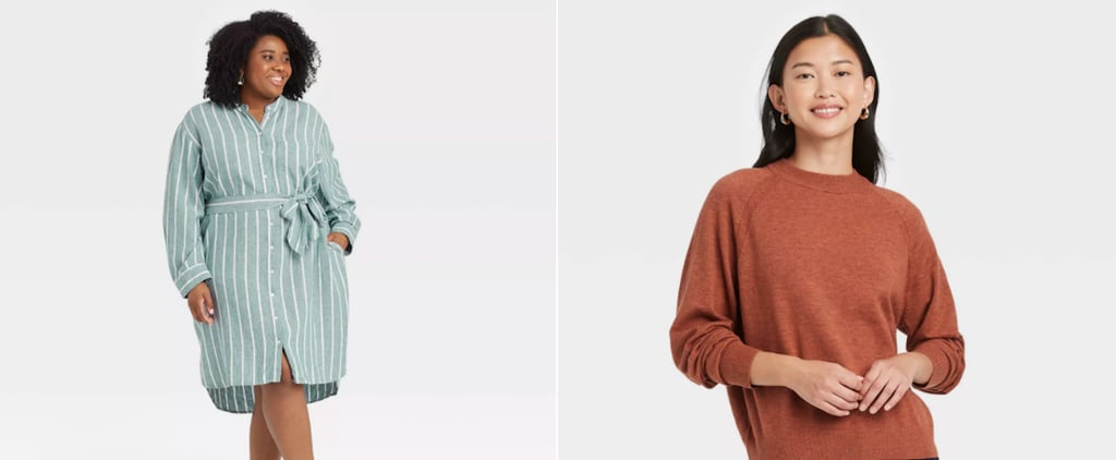 Best Women's Clothes and Accessories From Target Under $50