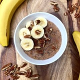 Slow-Cooker Banana Steel Cut Oatmeal