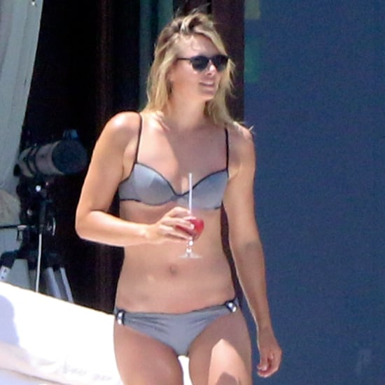 Maria Sharapova Popsugar Fashion