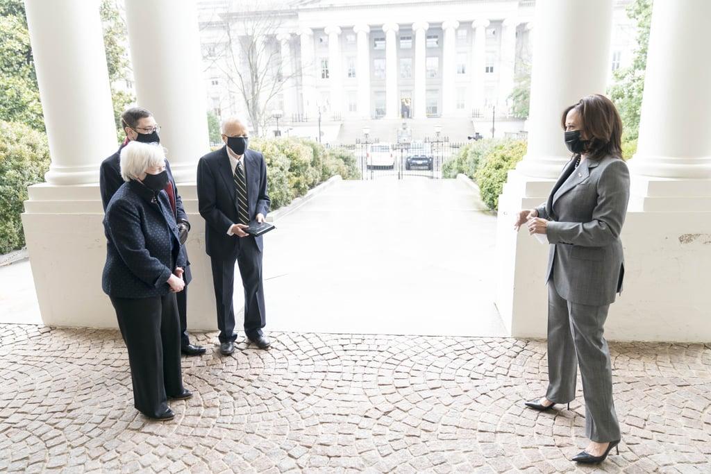 Historic Women Kamala Harris Has Sworn Into Office as VP