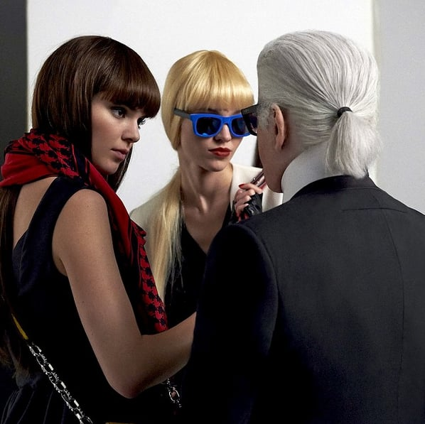 Karl Lagerfeld is How Old