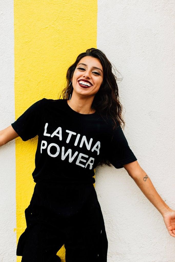 Latina Power Tee