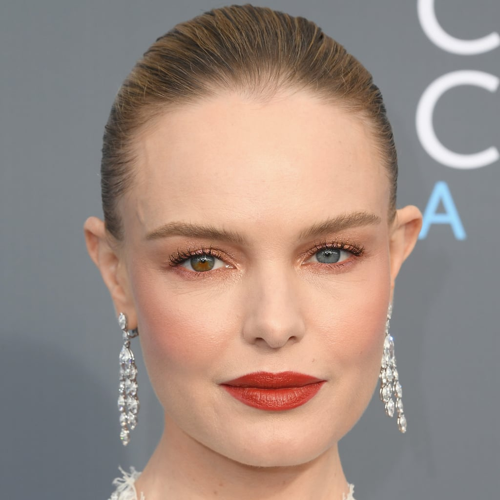 Kate Bosworth's Makeup at Critics' Choice Awards 2018