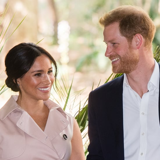 Meghan Markle and Prince Harry Surprised a Zoom Poetry Class