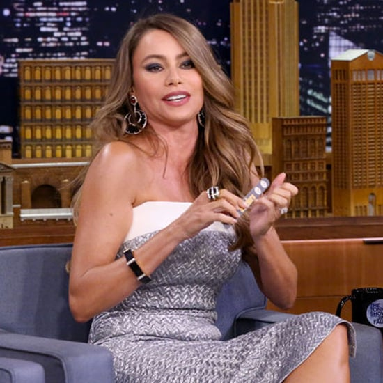 Sofia Vergara Talking About Joe Manganiello and the Steelers