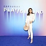 Cara Santana at POPSUGAR Play/Ground
