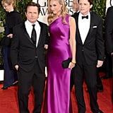 Michael J. Fox, Tracy Pollan, and Sam Fox
