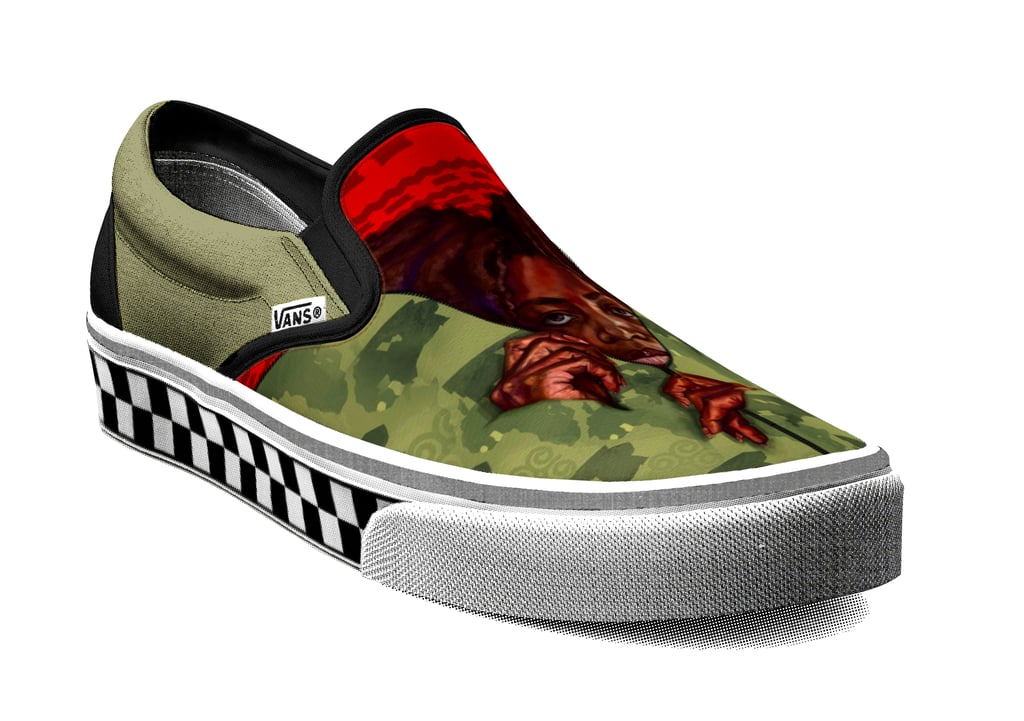 Shop the Vans Black History Month Sneaker Collaborations
