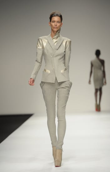 Spring 2011 London Fashion Week: Todd Lynn