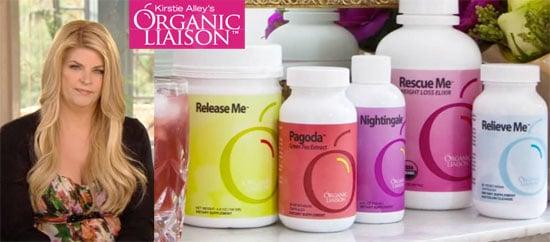 Kirstie Alley's Organic Liason Weight Loss Program