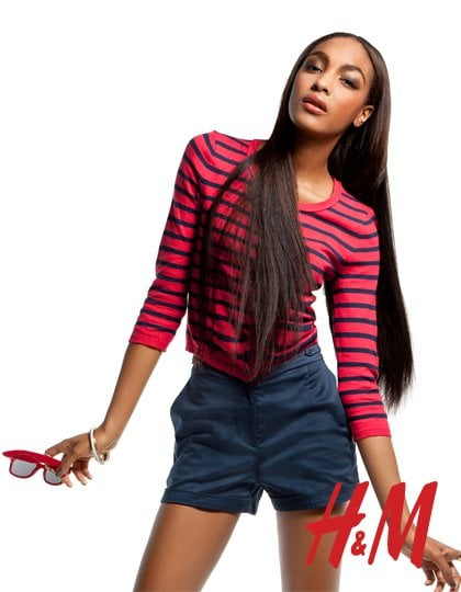 Photos of Jourdan Dunn For H&M Spring 2011 Ad Campaign