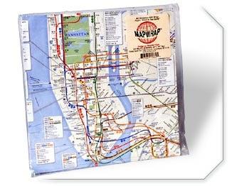 Wrap Star! Map Wrap