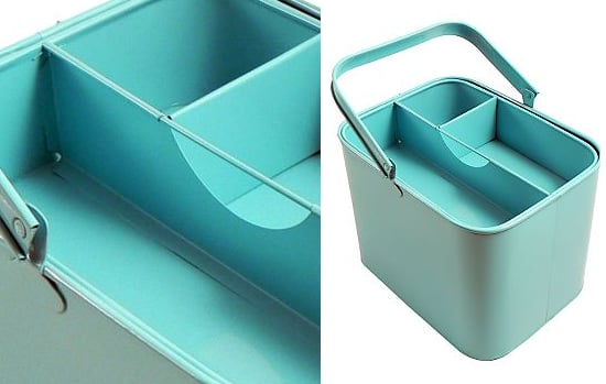 Steal of the Day: Turquoise Cleaning Bucket