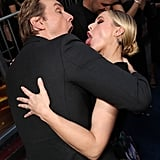 The duo got silly on the red carpet at the LA premiere of CHiPs in March 2017.