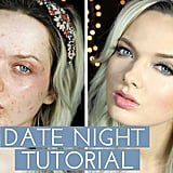 MyPaleSkin's Acne Date-Night Makeup Tutorial