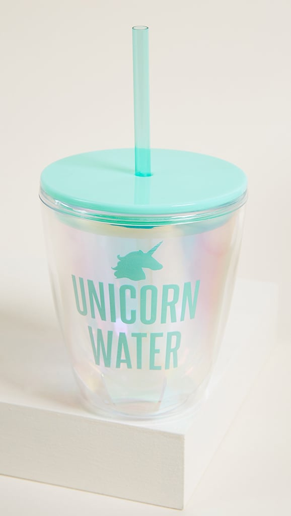 Slant Collections Unicorn Water Tumbler