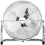 "Pro Breeze 20"" Floor Fan"