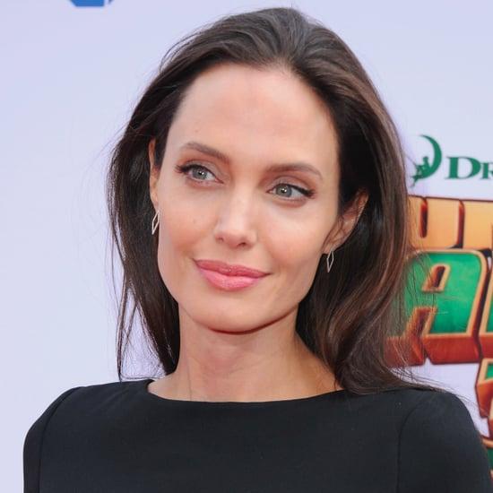 Angelina Jolie Out in Colorado January 2017 | POPSUGAR ... Angelina Jolie