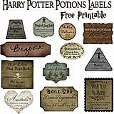 Make Your Own Potions Decor