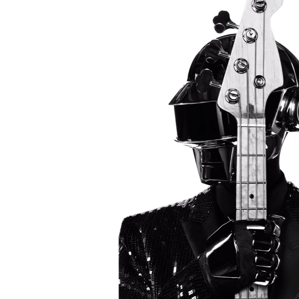 Daft Punk Stars in Saint Laurent Music Project | Pictures
