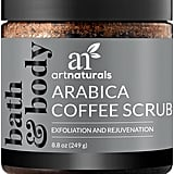 ArtNaturals Pure Arabica Coffee Scrub
