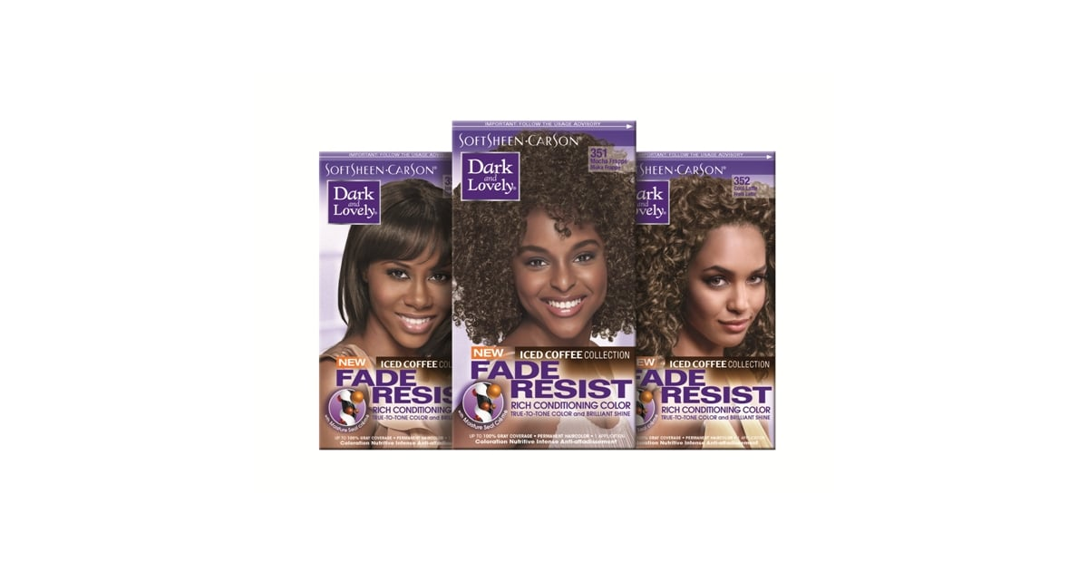 Dark And Lovely Fade Resist Iced Coffee Hair Color New Hair
