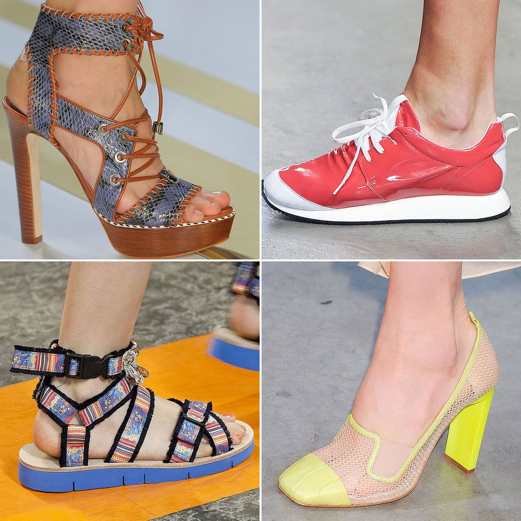Shop Spring Shoe Trends 2014