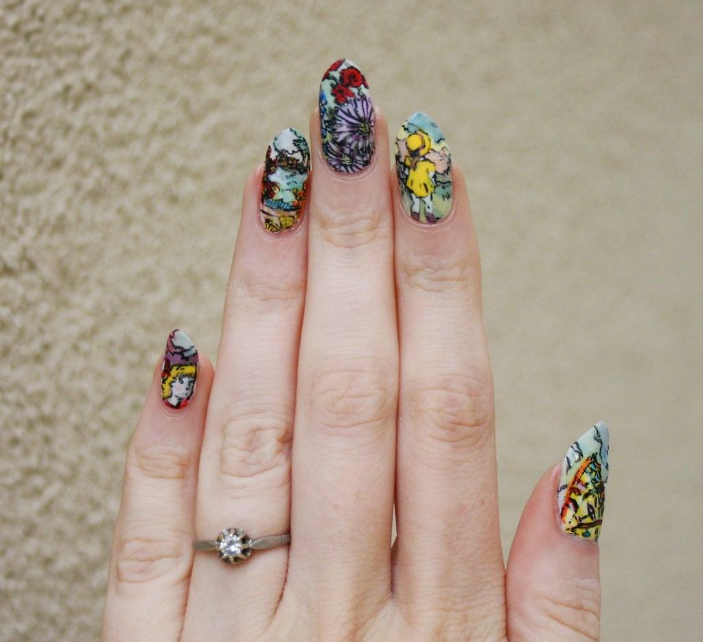 31 Day Challenge Nail Art