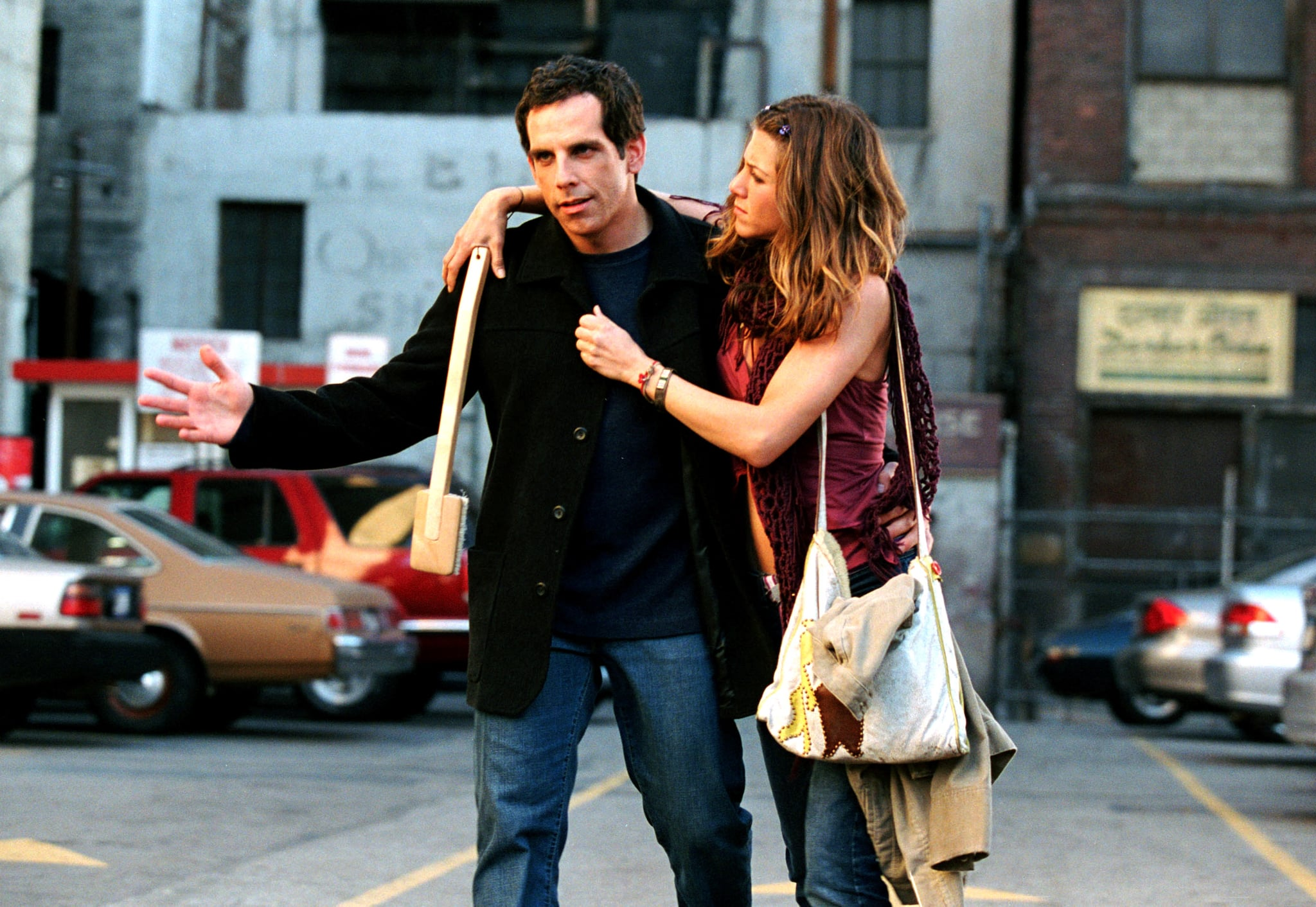 ALONG CAME POLLY, Ben Stiller, Jennifer Aniston, 2004, (c) Universal/courtesy Everett Collection