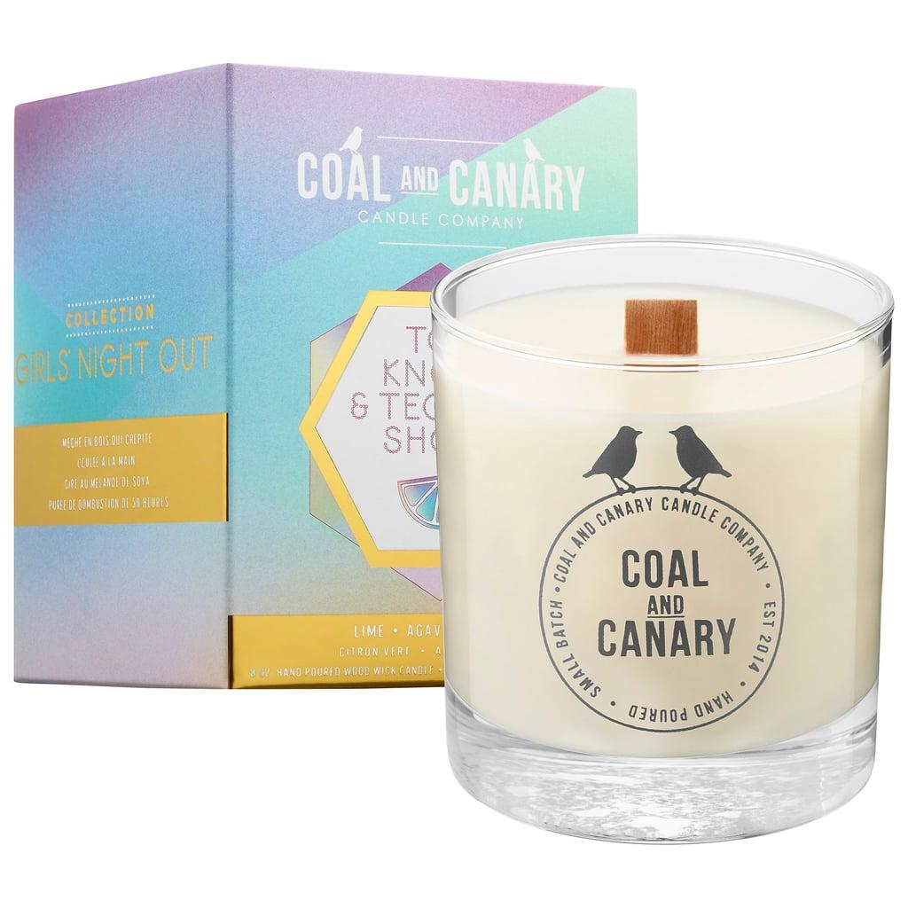 Coal & Canary Top Knots & Tequila Shots
