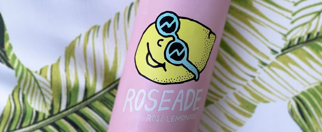 Roseade Canned Rosé Lemonade Review