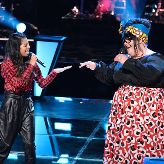 "Watch Destiny and Katie Sing ""Tiny Dancer"" on The Voice"