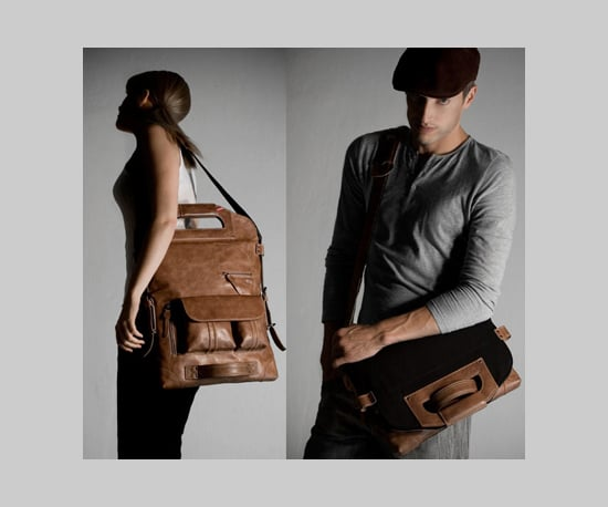 Hard Graft Laptop Bag