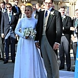 Ellie Goulding's Chloé Wedding Dress