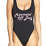 The Bikini Lab Summer Dayz One-Piece Swimsuit