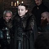 Bella Ramsey as Lyanna Mormont