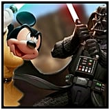 """What are your thoughts on Disney now purchasing Lucasfilm and Star Wars? Disney already owns ESPN, ABC, Pixar, and Marvel. I guess it's only a matter of time before we get to see that Wolverine vs Darth Vader movie that everyone's been hoping for. ;-)"" — theurbantwist Source: Instagram user theurbantwist"