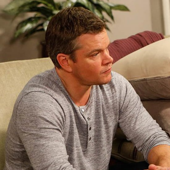 Matt Damon and Jimmy Kimmel Couples Counselling July 2016
