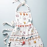Anthropologie Embellished Farra Apron