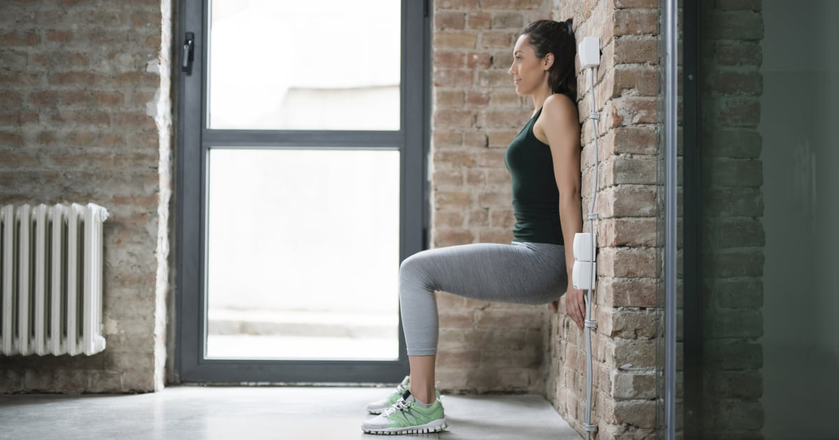 This 25-Minute Leg Workout Is Designed For Those With Knee Pain
