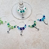 Mermaid Wine Charms ($15)
