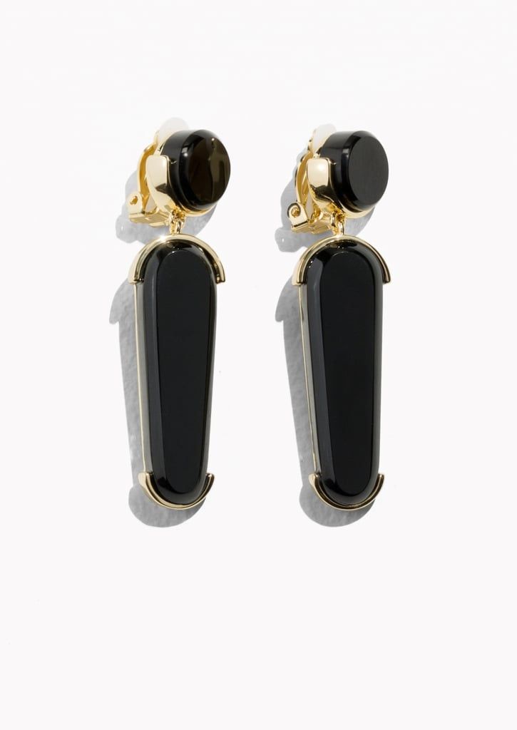 Other Stories Charm Stone Earrings (£29)