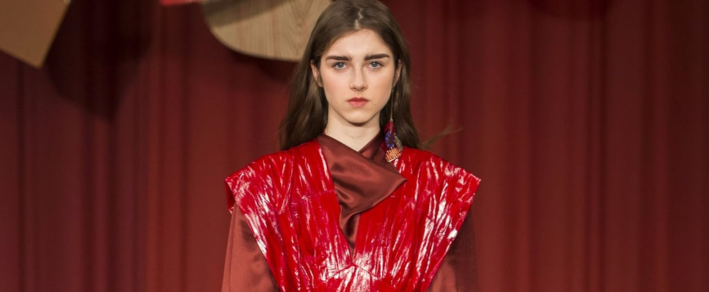 Roksanda Has Us Seeing Red at London Fashion Week