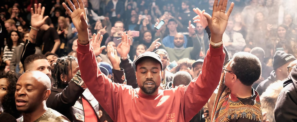 People Are Making Kanye West Their Lock Screen, and It's So Good