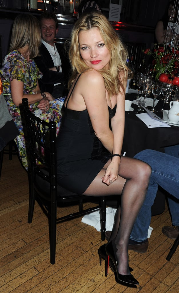 Photos of Kate Moss and Jamie Hince at Mummy Rocks Event