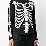 Add a skeleton sweater ($1,290).