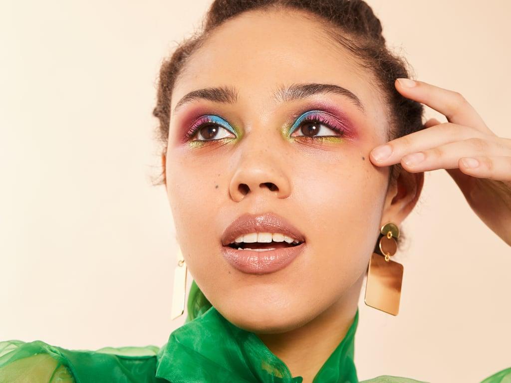 صيحة مكياج الصيف: عيون مائية اللون