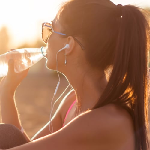 Drinking Water Before Meals Will Help You Lose Weight