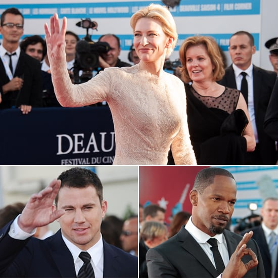 "Channing Tatum and Friends ""Make Waves"" in France!"
