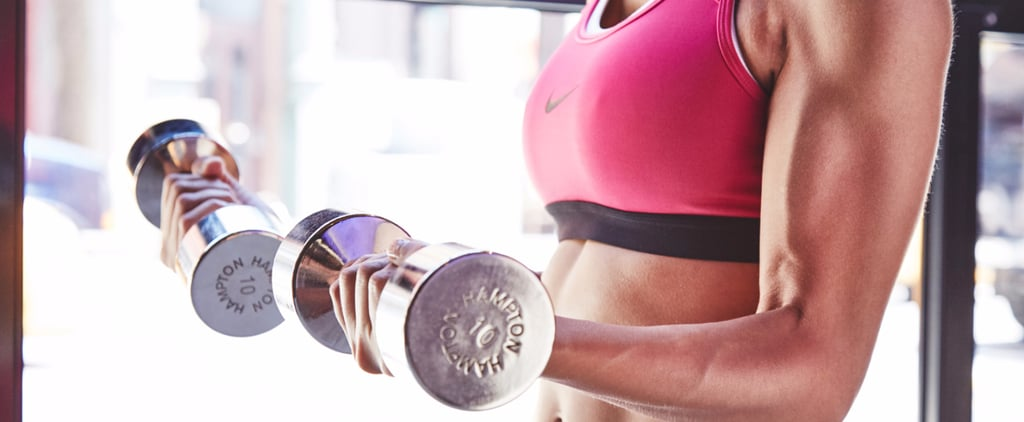 Get Strong, Defined Arms With This 100-Rep Arm Workout